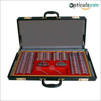 Trial Lens Set Leather Box