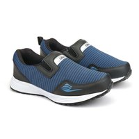 M-4 Mens R Blue & Black Sports Shoes