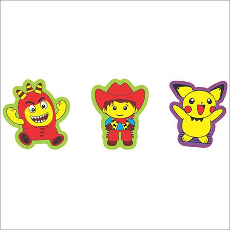 PVC Sticker For Kids Sandal