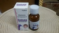 Cefopodoxime Proxetil 50 mg Dry Syrup