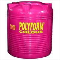 Polyfoam Colour Plastic Water Tanks