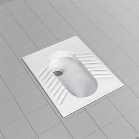 Ceramic Orissa Pan Indian Toilet Seat
