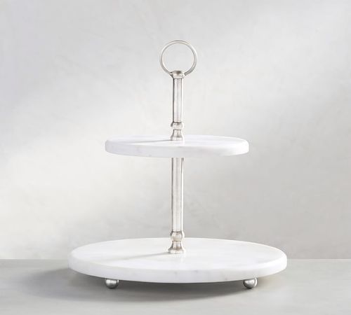 Cake serving stands