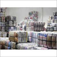 Waste Cotton Yarns