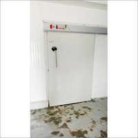 PUF Insulated Sliding Door