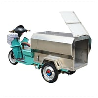 Electric Cargo Tricycle Rickshaw