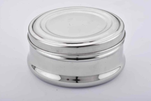 Stainless Steel Chapati Box