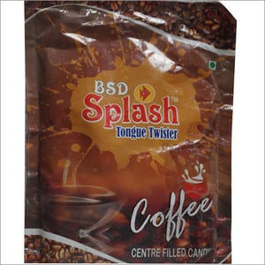 Cappuccino Coffee Candy