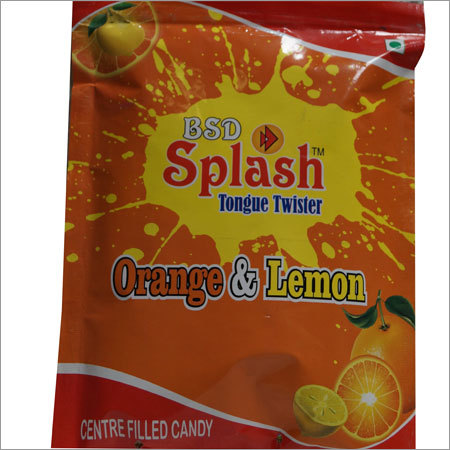 Orange & Lemon Candy