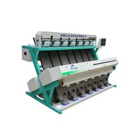 448 Channels Rice Color Sorter