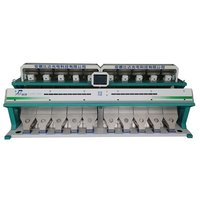 640 Channels Rice Color Sorter