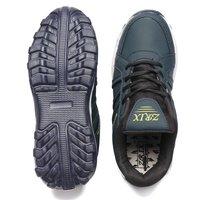 Mens Blue Shoes