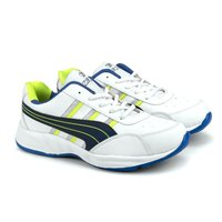Mens White R Shoes