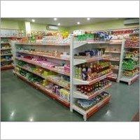 Supermarket Store Rack