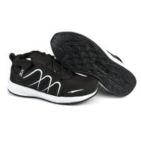 Mens Black & White Shoes