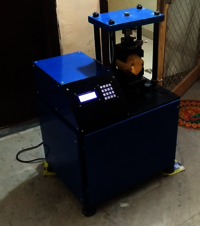 CORE/CONE COLLAPSING STRENGTH  TESTER (Digital Model)