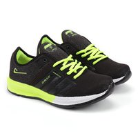 Mens Black P Shoes