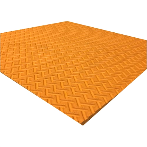 Eva Colored Rubber Sole Sheet