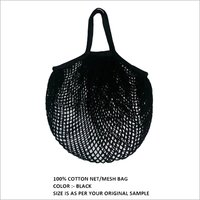 Cotton bag net , cotton bags , cotton mesh bags