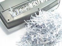 Cross Cutting Shredders