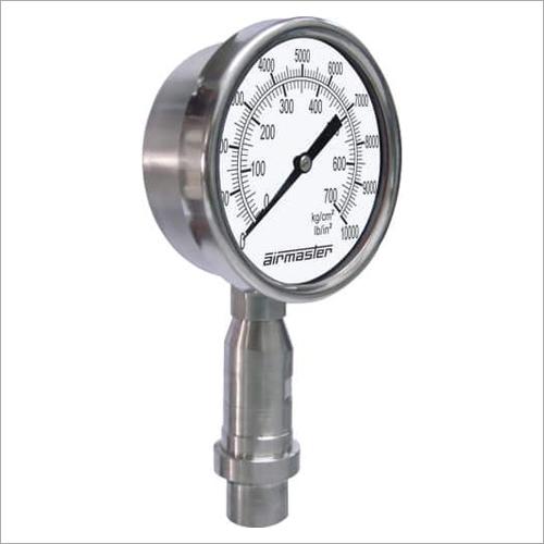 Homogeniser Pressure Gauge