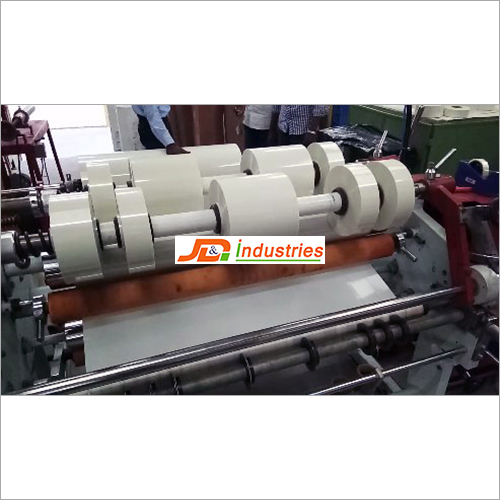 PVC Film Slitter Machine