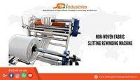 Non Woven Slitter Rewinder Machine