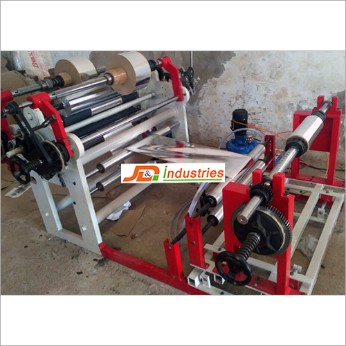 Foil Slitting Machine
