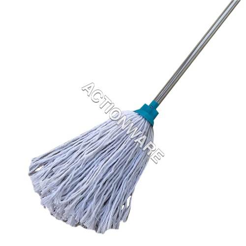 Shower Round Mop (S.S. Pipe- 5 Feet)