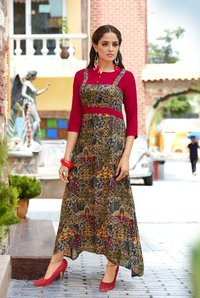 New Latest Fancy kurti