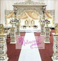 Jodha Akbar Wedding Mandap