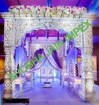 Jodha Akbar Wedding Mandap