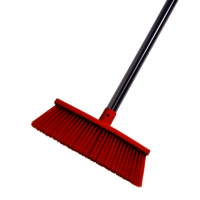 Limousine Broom (S.S. Pipe - 4 Feet)