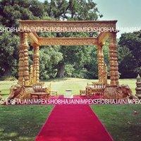 Matka Pillar Wedding Mandap