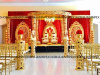 New de Plazzio Jali Wedding Mandap
