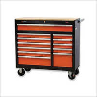 12 & 7 Drawer Portable Workstation