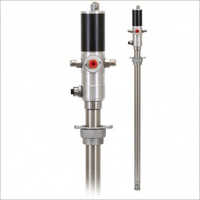 Air Operated Stainless Steel Pump