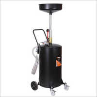Waste Oil Drain Pressurizer