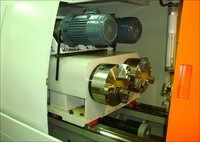 A Big and lengthen Center Hole & Lengthen Bore Machine