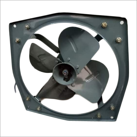 Single Phase Propeller Type Ventilating Fan 300mm 6 Pole