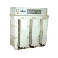 3 X 85 KVA , Servo Motor Operated Line Voltage Corrector , Servo Voltage Stabilizer