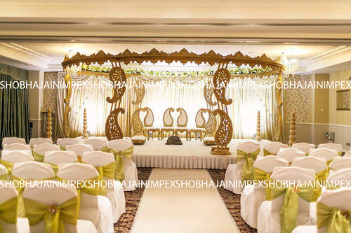 Paisley Wedding Mandap