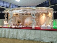 Paisley Wedding Mandap