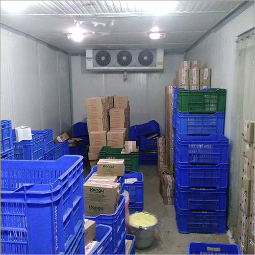 Ice Cream Cold Storage Room