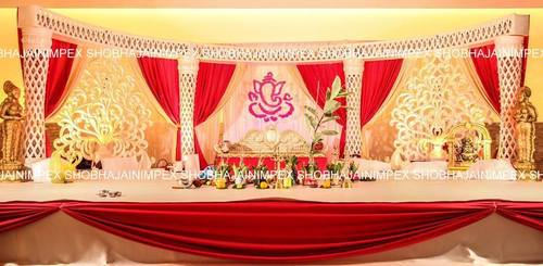Plazzo Wedding Mandap
