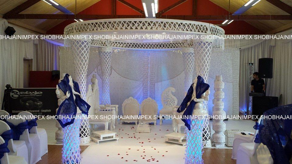 Plazzo Wedding Mandap