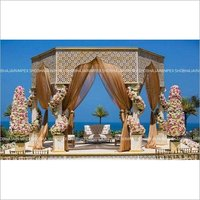 Princess Theme Wedding Mandap