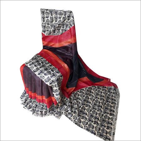 Bengal Handloom Pure Silk Saree
