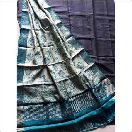 Tussar Silk Suits Material
