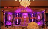 Rajwada Jali Wedding Mandap
